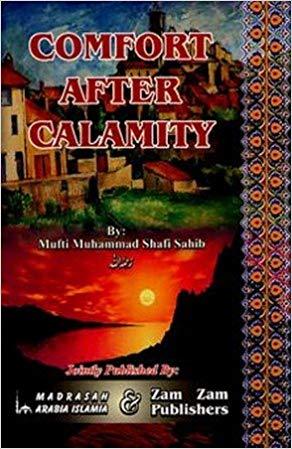 Comfort After Calamity