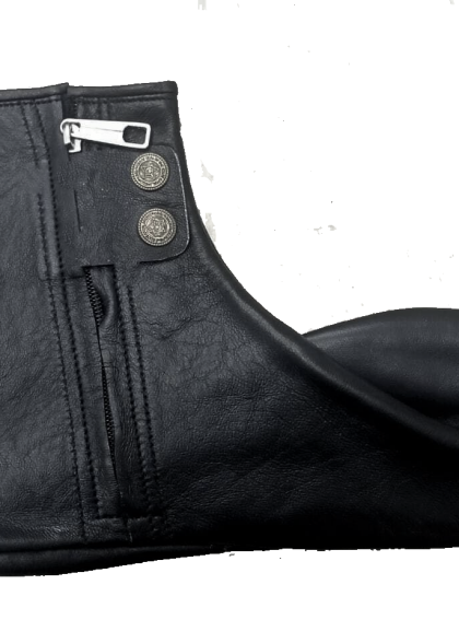 Leather Sock