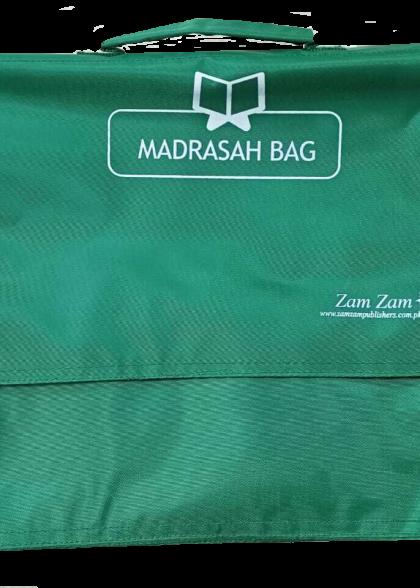 ZamZam Madarsa Bag
