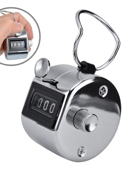 Steel Hand Tally Digital Counter